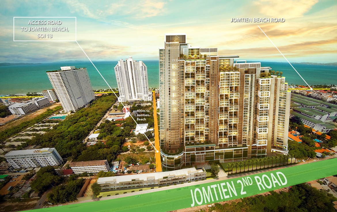 The Riviera Jomtien